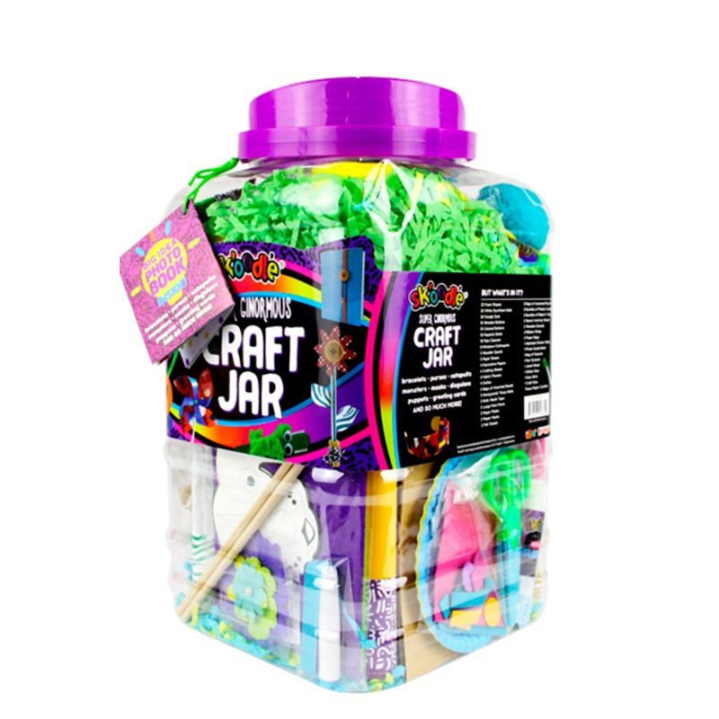 Skoodle Super Ginormous Craft Jar