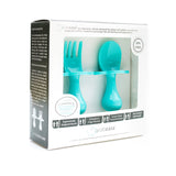 Grabease Self Feeding Spoon and Fork Set