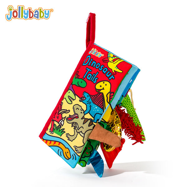 Jollybaby New Tail Cloth Book