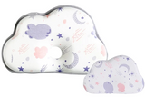 Olive & Cloud Baby Head Shaping Pillow (with extra pillowcase)
