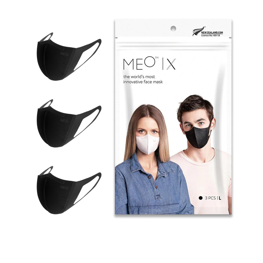 MEO X Disposable Mask for Adult (Pack of 3)