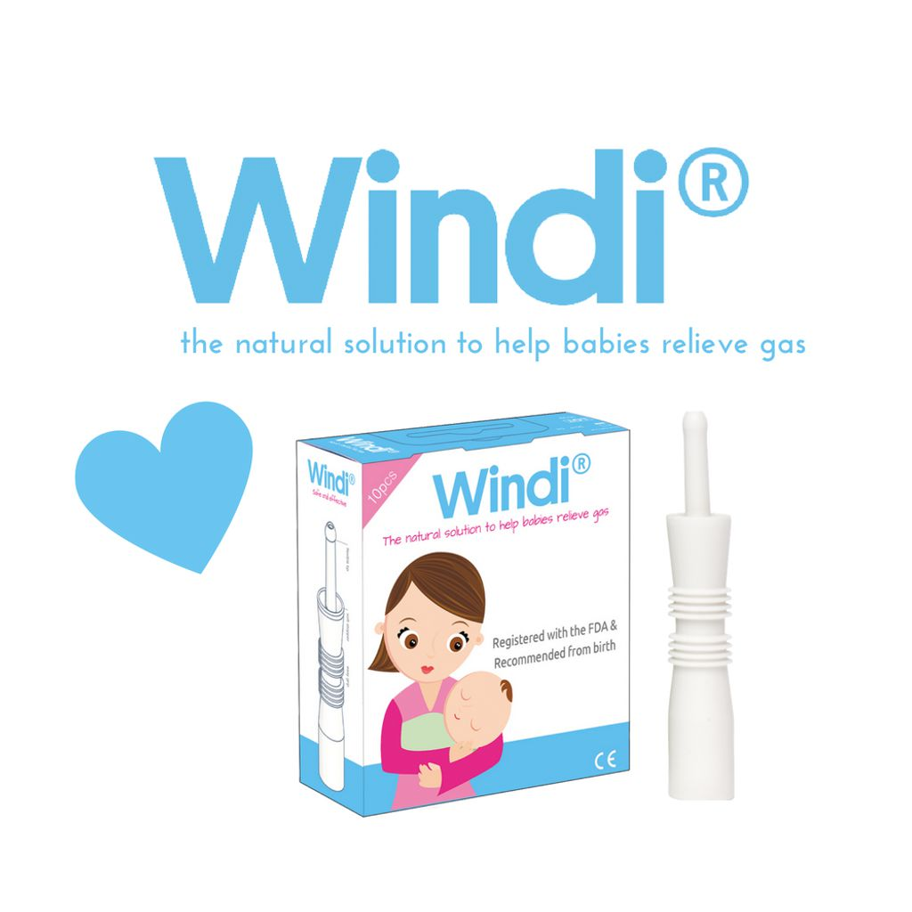 NoseFrida Windi Gas And Colic Reliever For Babies (10 Count)