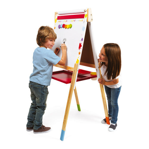 Janod Splash Adjustable Easel