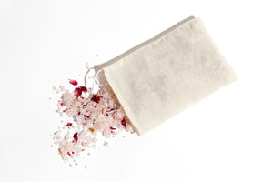 Load image into Gallery viewer, Cotton muslin bag