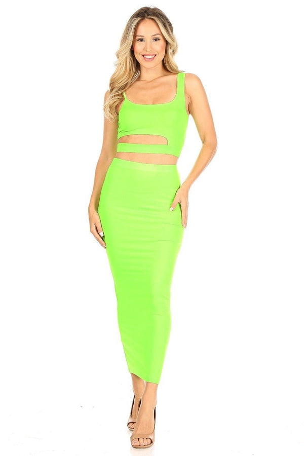 Work it lime set