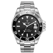 Load image into Gallery viewer, TEVISE Green Water Ghost Watch Men'S Luxury Mechanical Watch Steel Belt Waterproof Automatic Watch Business Watch Men Watch 2019