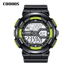 Load image into Gallery viewer, Trend Men's Sports Digital Watch Military Waterproof Mens Watches  LED Luminous WristWatch Male Casual Rubber Clock reloj hombre