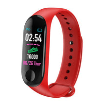 Load image into Gallery viewer, 2019 Newly Hot Sales Fashion Hot Smart Braclet 0.96in TFT Screen Heart Rate Sports Waterproof Sleep Monitoring Watch MSK66