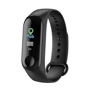 FXM Intelligent Sports Men Women Bracelet Heart Rate Sleep Monitoring Stepcounter Waterproof Watch Men And Women Bluetooth Link