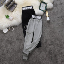 Load image into Gallery viewer, Fashion Retro High Waist Chain Pants