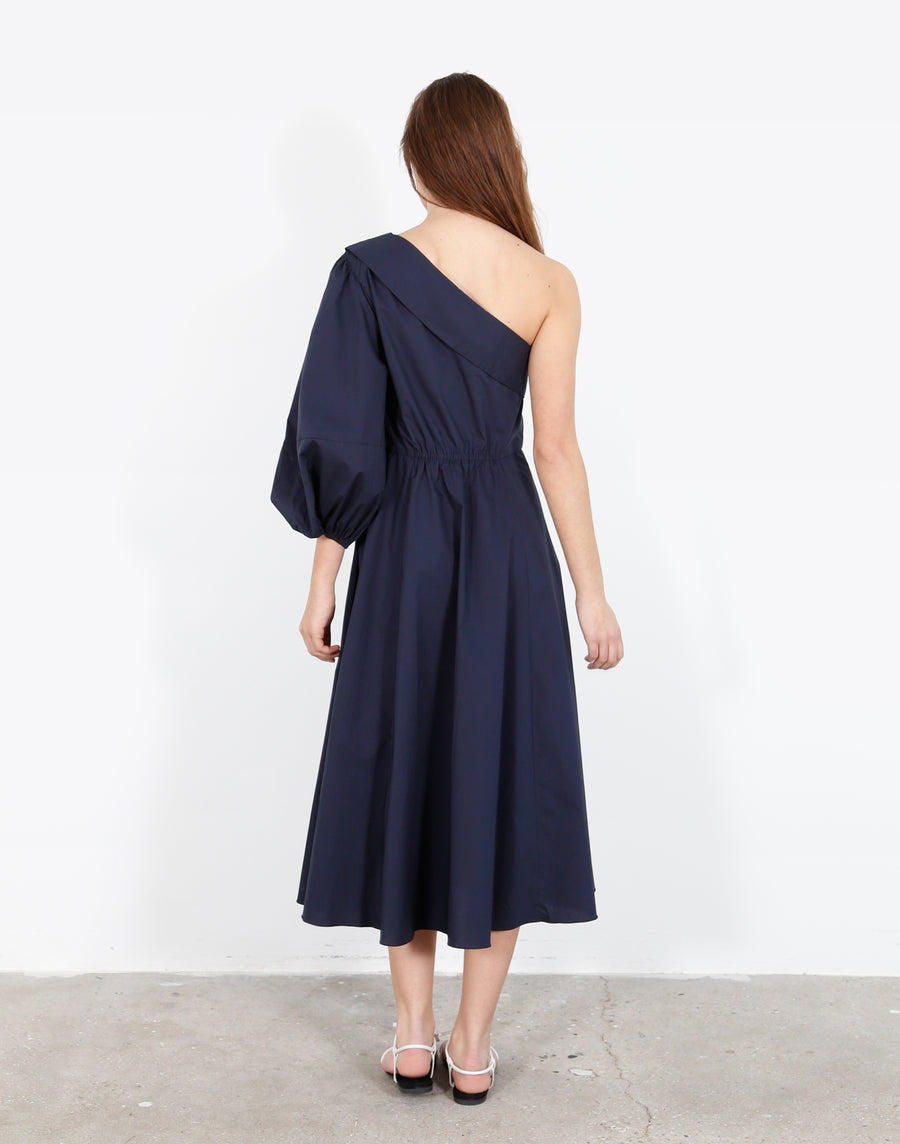 Paige Dress in Navy