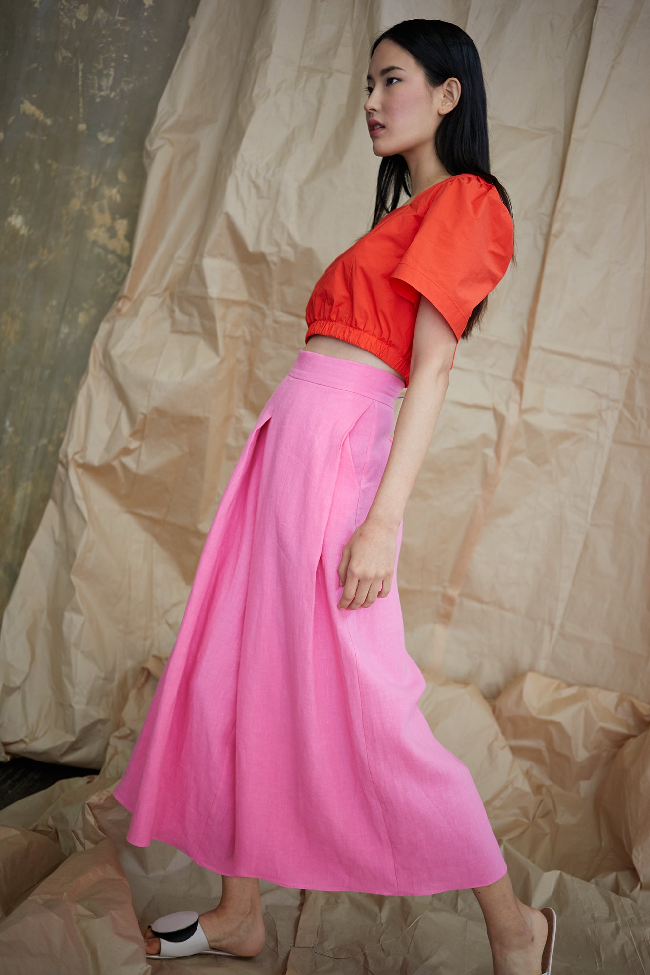 Sun Pant in Pink