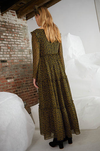 WILLA DRESS in CONFETTI PRINT