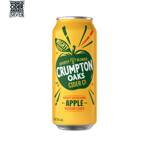 Crumpton Oaks  Apple Cider 5% (24 x 500ml cans)