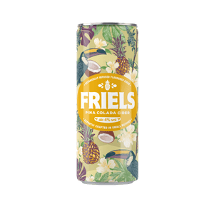 FRIELS PINA COLADA CIDER 4% (12 X 250ML)