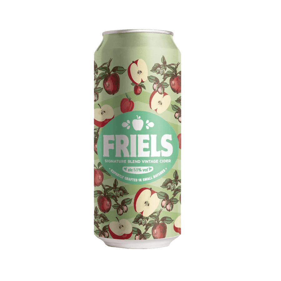 Friels Signature Blend Apple Cider 5.5% (24 x 440ml cans)