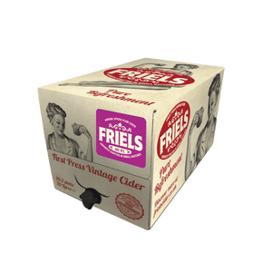 FRIELS SPICED PLUM CIDER (1 X 20LITRES BAG IN BOX)