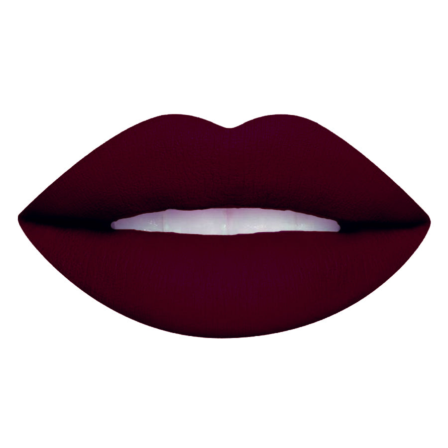 Matte Liquid Lipstick-Black Cherry Red