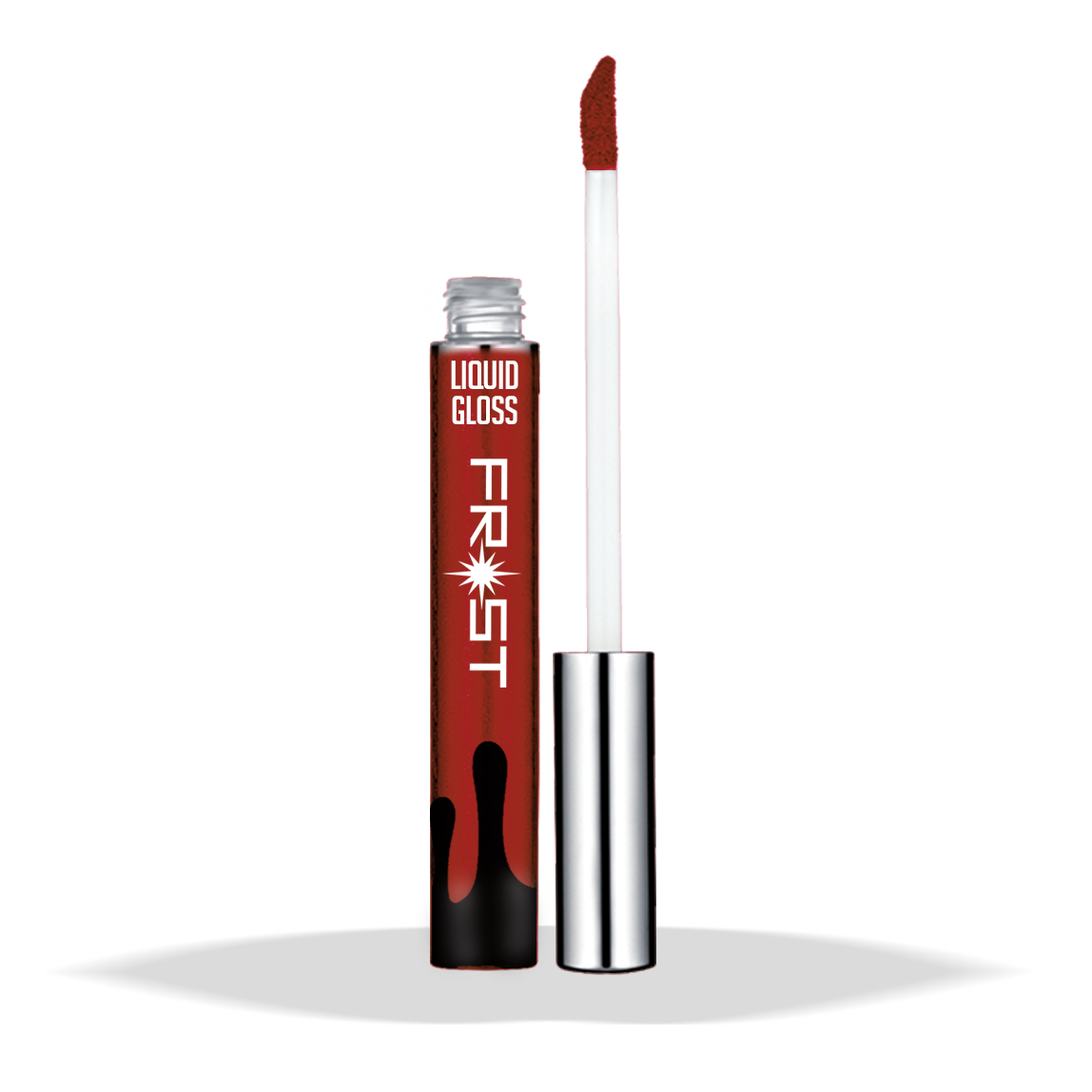 Liquid Gloss-Wine Red