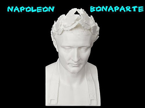 3D Printed Napoleon Bust Printed By 3D Cauldron