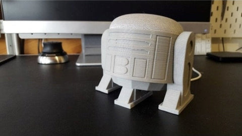R2D2 Droid Body for Google Home Mini | Stand for Smart Speaker