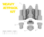 Accurate Lifesize Din Djarin or Boba Jetpack Kit for your Mando Costume