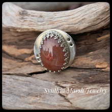 Load image into Gallery viewer, Lake Superior Agate Ring ~ Size 5