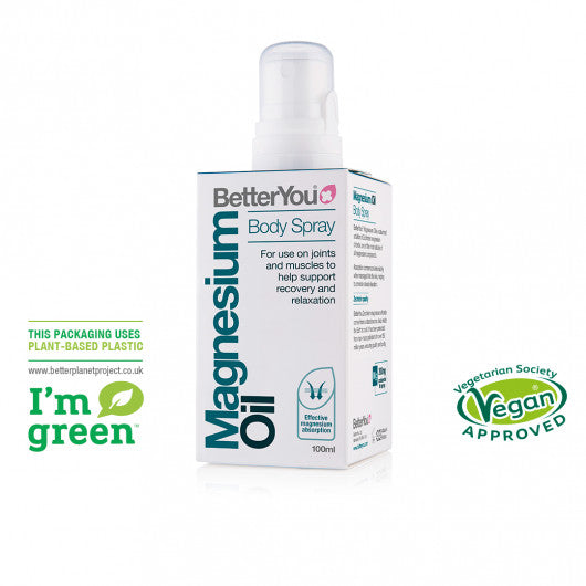 Magnesium Oil Body Spray by BetterYou
