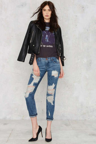 The Best Fall Denim Jeans Trends