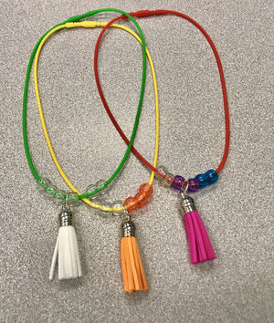 Remi's Bus Tassel Necklace