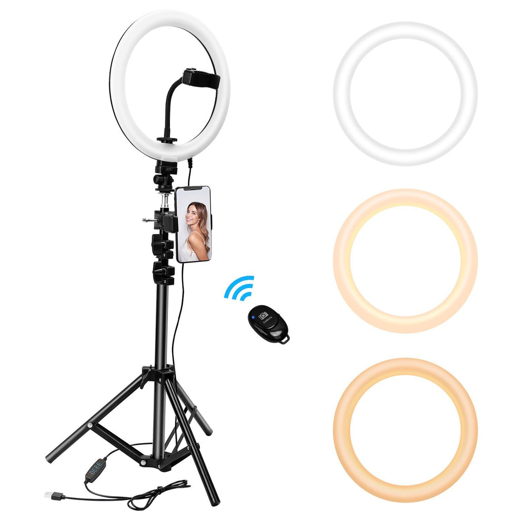 10in LED Ring Light - Livelit