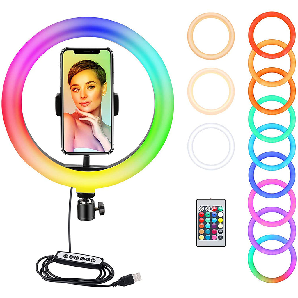 10in RGB Ring Light (Replacement) - Livelit