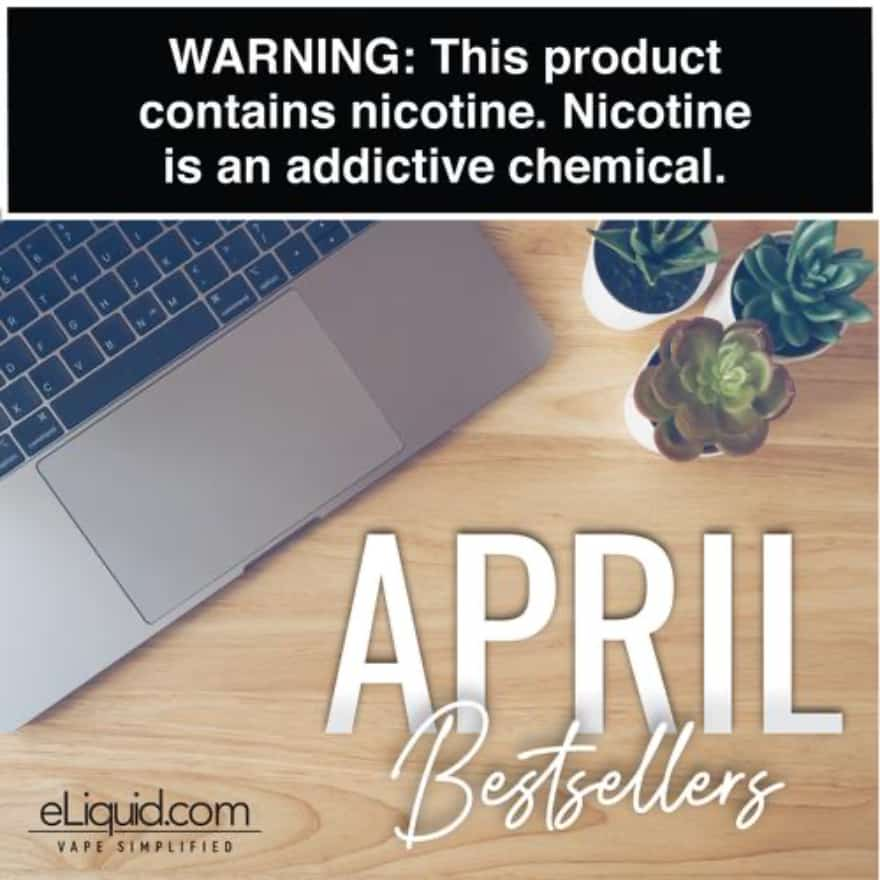 eJuices.com | Top 5 Products for April 2020
