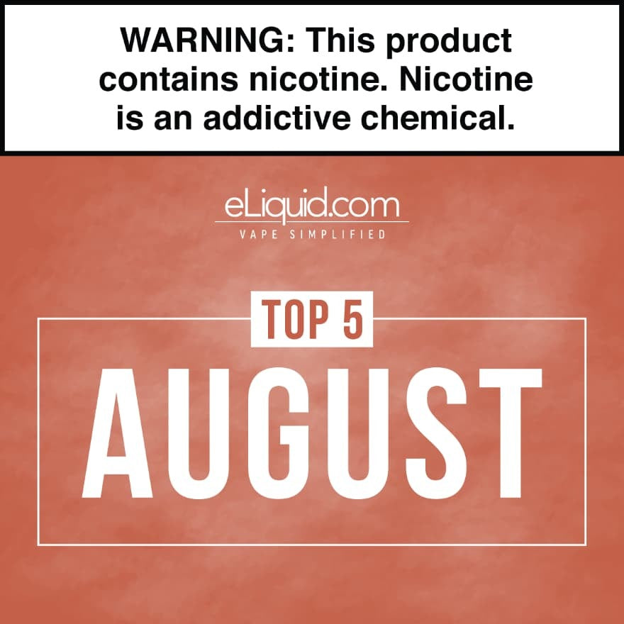 Top 5 Products for August 2020