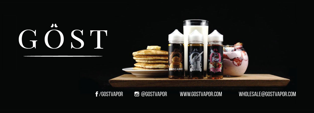 GÖST Vapor available at eLiquid.com