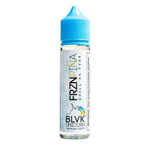 FRZN Piña by BLVK Unicorn E-Juice