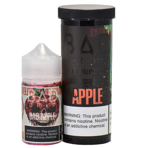 Bad Apple by Bad Drip E-Juice