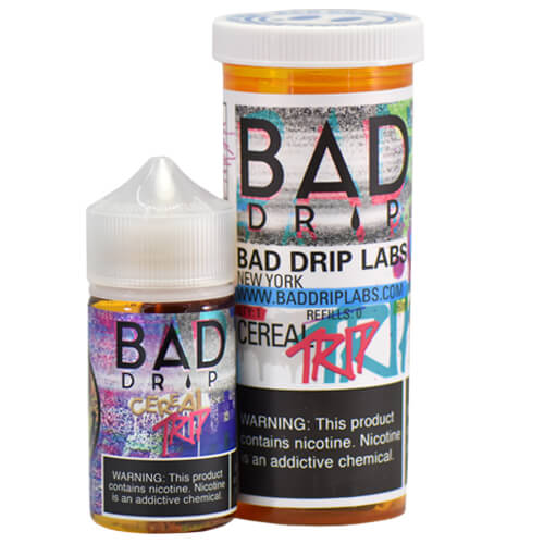 Cereal Trip by Bad Drip E-Juice Vape Juice 0mg