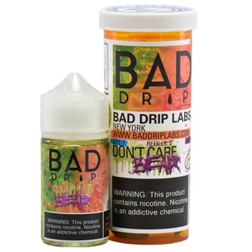 Don't Care Bear by Bad Drip E-Juice