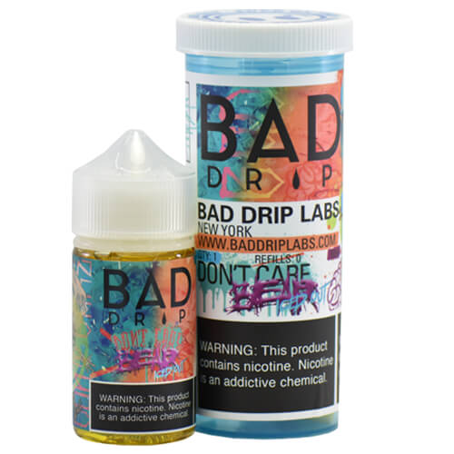 Don't Care Bear ICED OUT by Bad Drip E-Juice