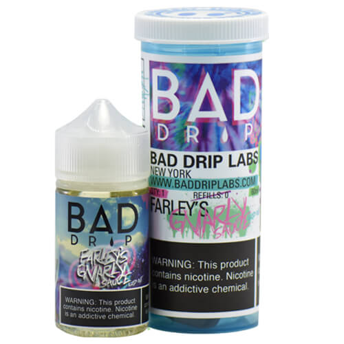 Farley's Gnarly Sauce ICED OUT by Bad Drip E-Juice