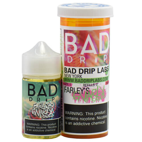 Farley's Gnarly Sauce by Bad Drip E-Juice