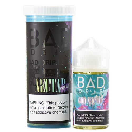 God Nectar Iced Out by Bad Drip E-Juice