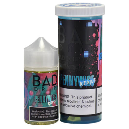 Pennywise ICED OUT by Bad Drip E-Juice
