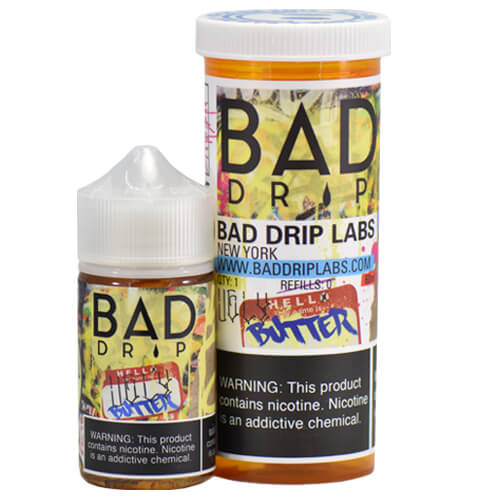Ugly Butter by Bad Drip E-Juice