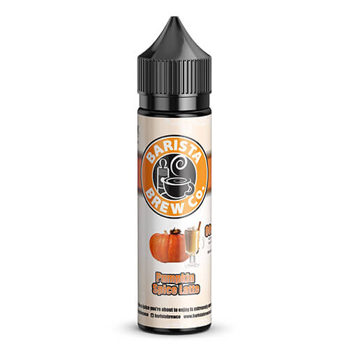 Pumpkin Spice Latte by Barista Brew Co Vape Juice 0mg