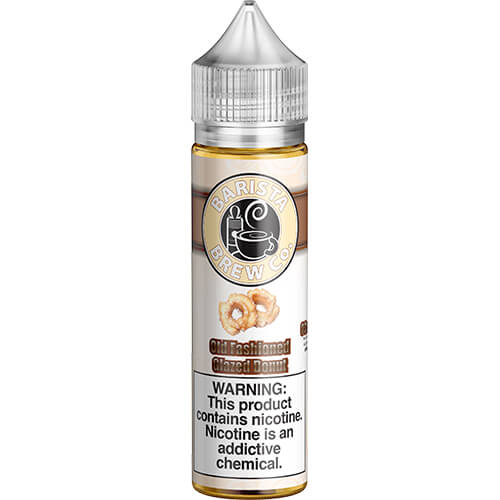 Old Fashioned Glazed Donut by Barista Brew Co Vape Juice 0mg