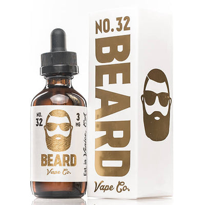 #32 Cinnamon Funnel Cake by Beard Vape Co.-eLiquid-Beard Vape Co.-eLiquid.com
