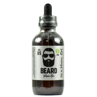 #05 Strawberry Cheesecake by Beard Vape Co.-eLiquid-Beard Vape Co.-120ml-3mg-eLiquid.com