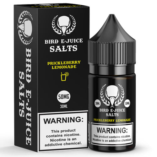 Prickleberry Lemonade by Bird E-Juice Salts